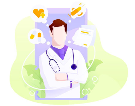 lekarz badania